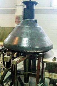 Конусная дробилка КМД-1200 - купить с доставкой Завод ГДО