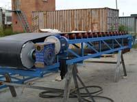 Ленточный конвейер в челябинске руслан транспортер
