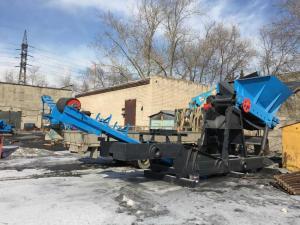 Дробильно-сортировочная установка ДСУ-30 - купить с доставкой Завод ГДО