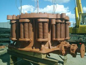 Конусная дробилка КСД-1750Т - купить с доставкой Завод ГДО