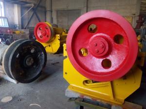 Щековая дробилка СМД-108 - купить с доставкой Завод ГДО