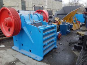 Щековая дробилка СМД-741 без электрооборудования - купить с доставкой Завод ГДО